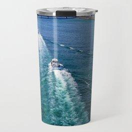 Sailing Through Travel Mug