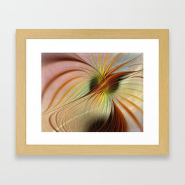 fractal design -131- Framed Art Print