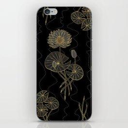 Murky Waters iPhone Skin