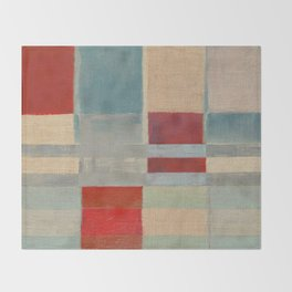 Parallel Bars 1 Throw Blanket
