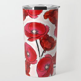 the poppy Travel Mug