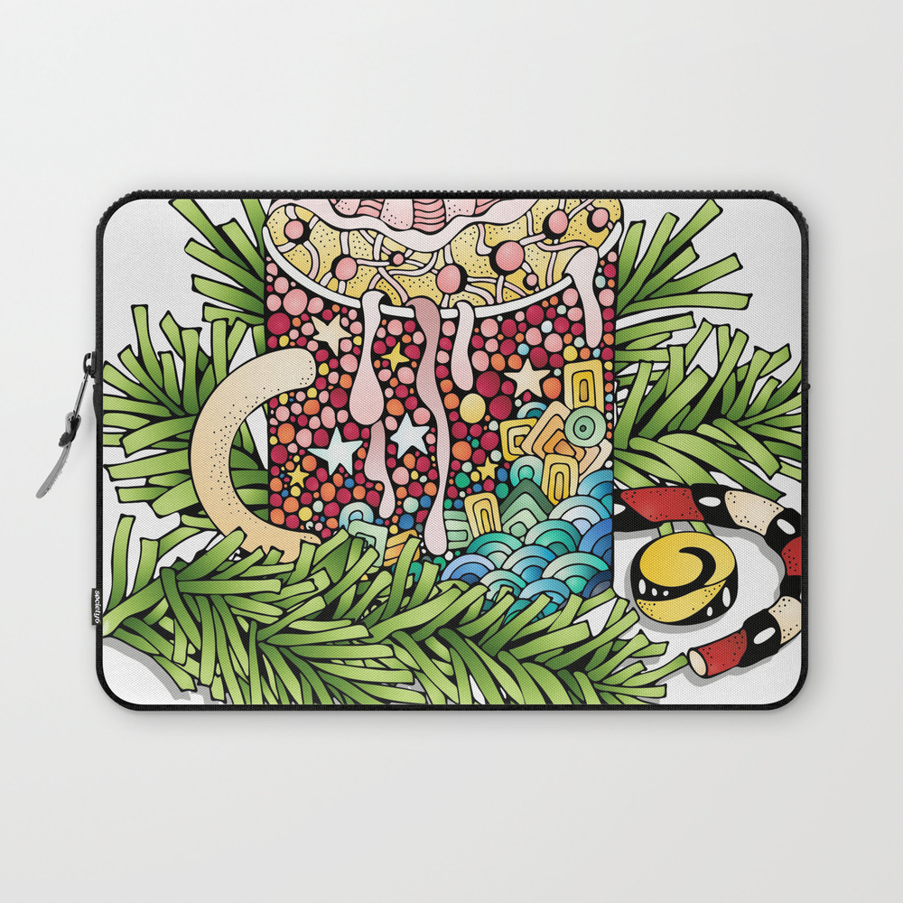 Cup Cake Laptop Sleeve LSV8707197