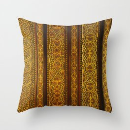 Looking up in the Alhambra Throw Pillow