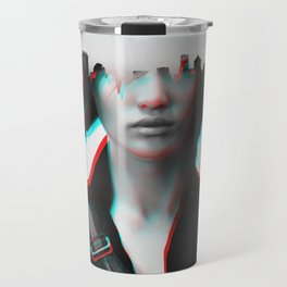 Mirror's Edge Catalyst v3 Travel Mug