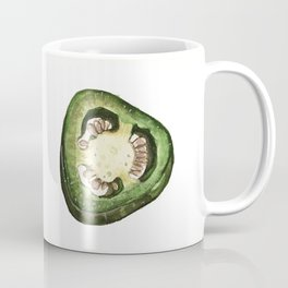Jalapeño Slice Coffee Mug