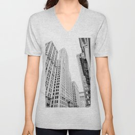 In The Loop Unisex V-Neck
