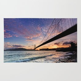 Sunset Bridge Rug