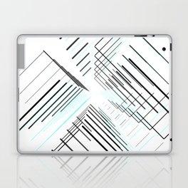 Galaxy Minimal abstract / geometric Laptop & iPad Skin