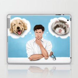 there is no substitute Laptop & iPad Skin
