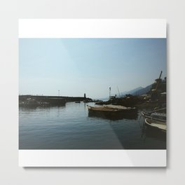 Little port Metal Print