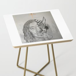 Gigas Codex Side Table
