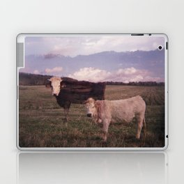 Two Cows Laptop & iPad Skin