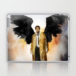 Castiel Dark Version Laptop & iPad Skin