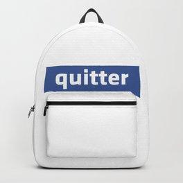 quitter Backpack