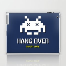 HANG OVER - Insert Cure Laptop & iPad Skin