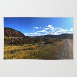 Off the Beaten Path - Glenwood Canyon, CO Rug