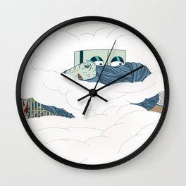 Riots Wall Clock