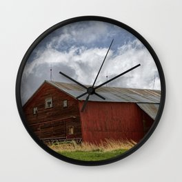 Time Passes By Wall Clock