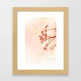 Efemeric II Framed Art Print