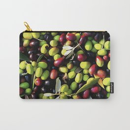 Organic Olives Carry-All Pouch