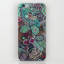 Jolly Geometric iPhone Skin