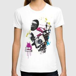 :: LOMO JUNKIE T-shirt