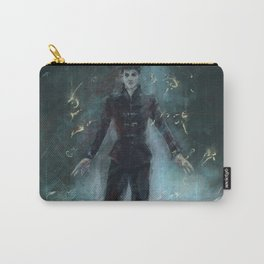 """""""The Outsider"""" Dishonored Carry-All Pouch"""