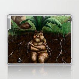 Painted Mandrake Laptop & iPad Skin