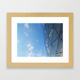 The Glass Ceiling Framed Art Print