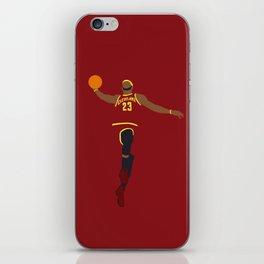 NBA Players | Lebron Dunk iPhone Skin