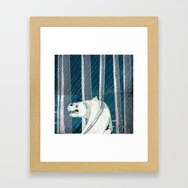 Lost Framed Art Print