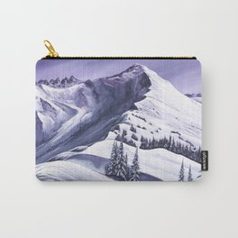 Pointe De Chesery Carry-All Pouch
