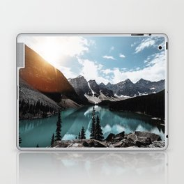 Lake Moraine Laptop & iPad Skin