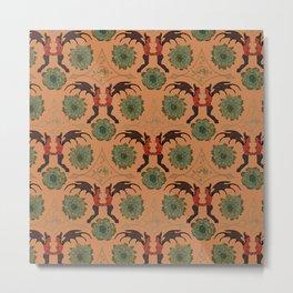 Succulent-Succubus Metal Print