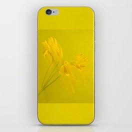 Flower Spirits C iPhone Skin