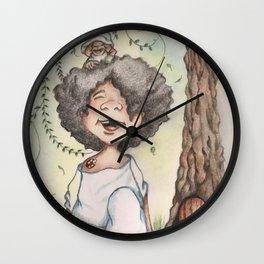 Mr. Little Guy Wall Clock