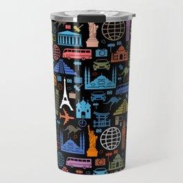 LET'S TRAVEL AROUND THE WORLD!!! Travel Mug