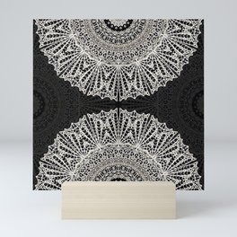 Mandala Mehndi Style G384 Mini Art Print