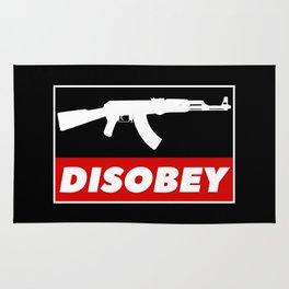 DISOBEY Rug
