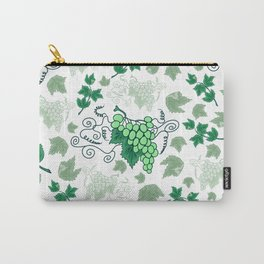 Bunches of grapes Carry-All Pouch