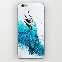 Tropical Reef Dance iPhone Skin