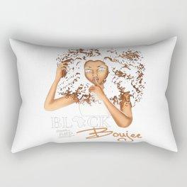 Boujee Shirt Rectangular Pillow
