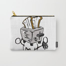 Push Toast Carry-All Pouch