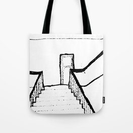 Guilt of Conscience Tote Bag