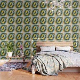 Like Yin and Yang, Abstract Fractal Art Wallpaper