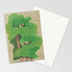 three in one Stationery Cards