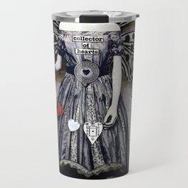 Collector of Hearts Travel Mug