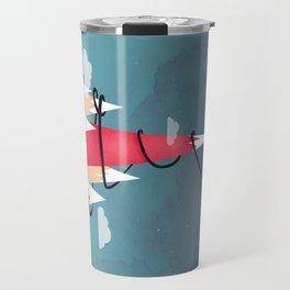Up To The Stars Travel Mug