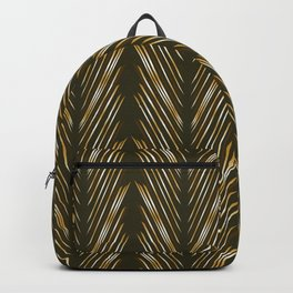 Wheat Grass Green Backpack