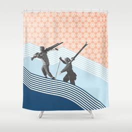 Finding the Perfect Line Shower Curtain